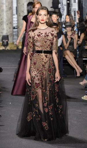 ELIE SAAB FW'16 COUTURE