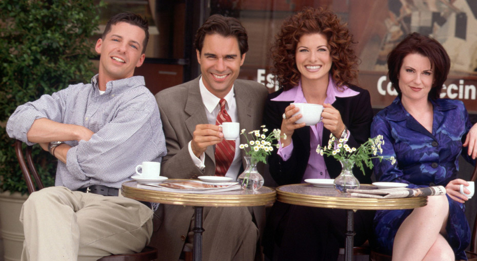 >'WILL & GRACE' YENİDEN